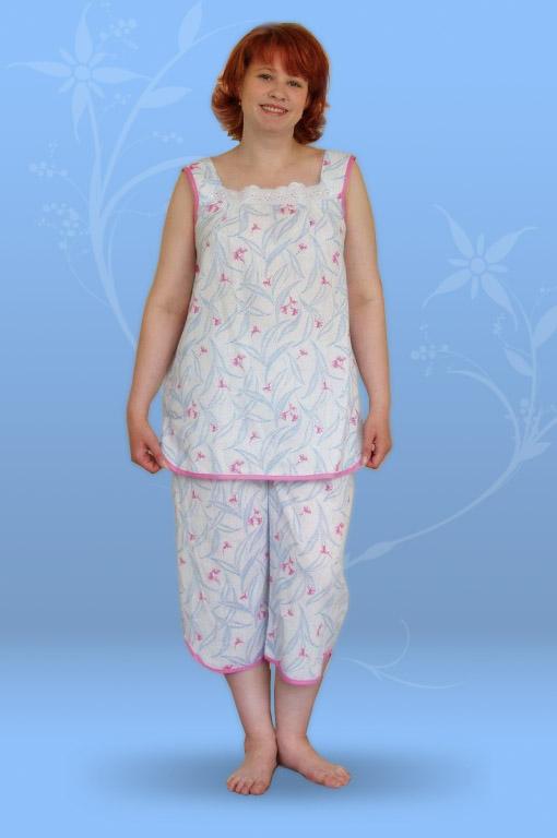 Пижама женская (ситец)