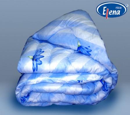 Одеяло овечья шерсть 2-спальное; бязь кант