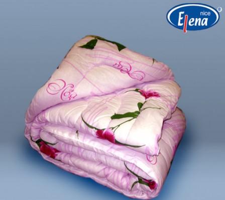 Одеяло овечья шерсть 1,5-спальное; бязь кант