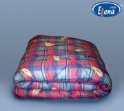 Одеяло ватное 2-спальное; ситец