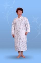 Сорочка ночная (фланель)