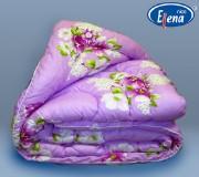 Одеяло файбер 1,5-спальное; поликоттон