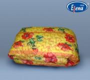Одеяло 1,5-спальное; ситец; наполнитель полиэфирное волокно