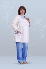 Костюм медицинский женский (бязь)